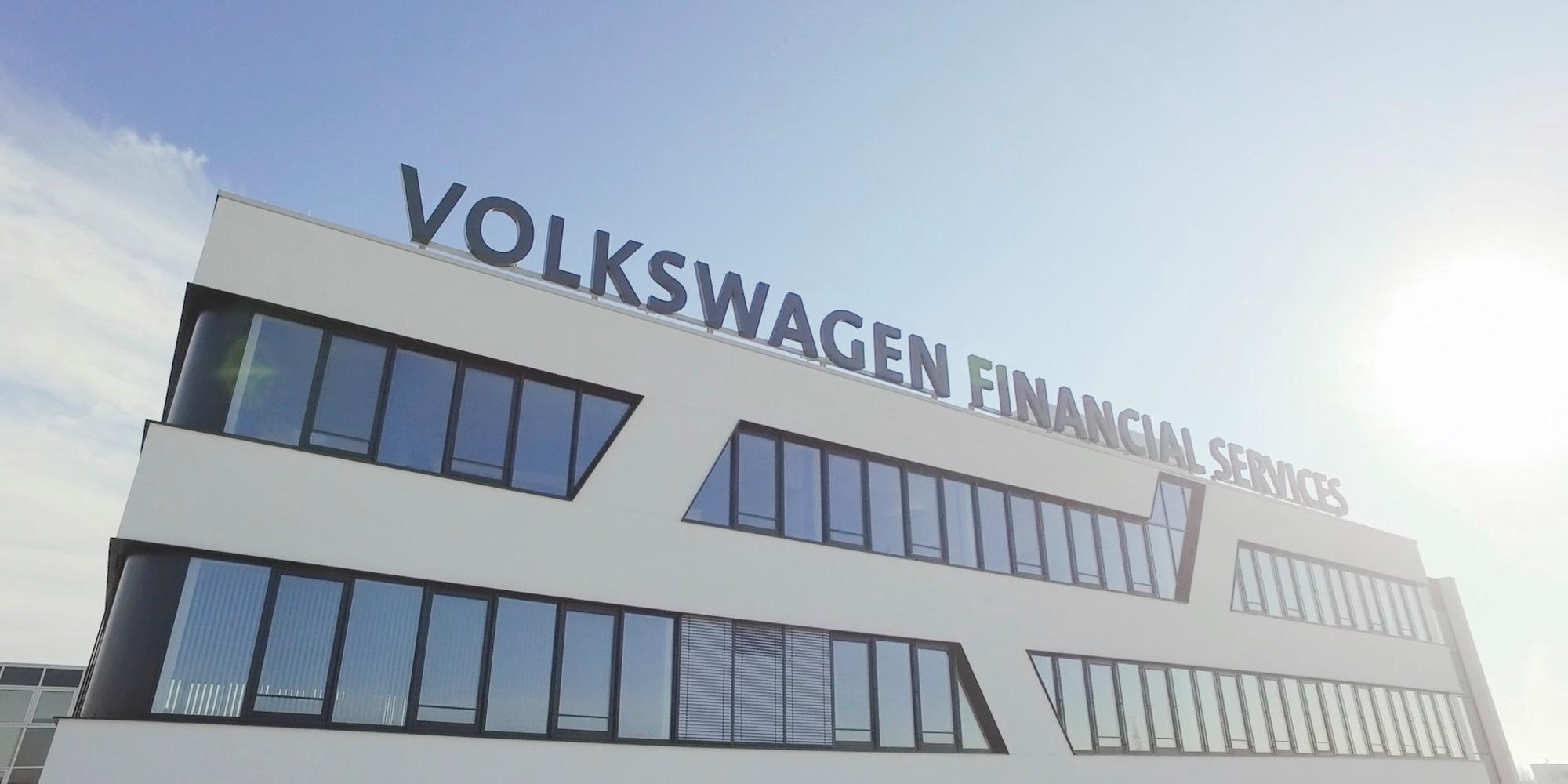 Volkswagen Financial Services Building